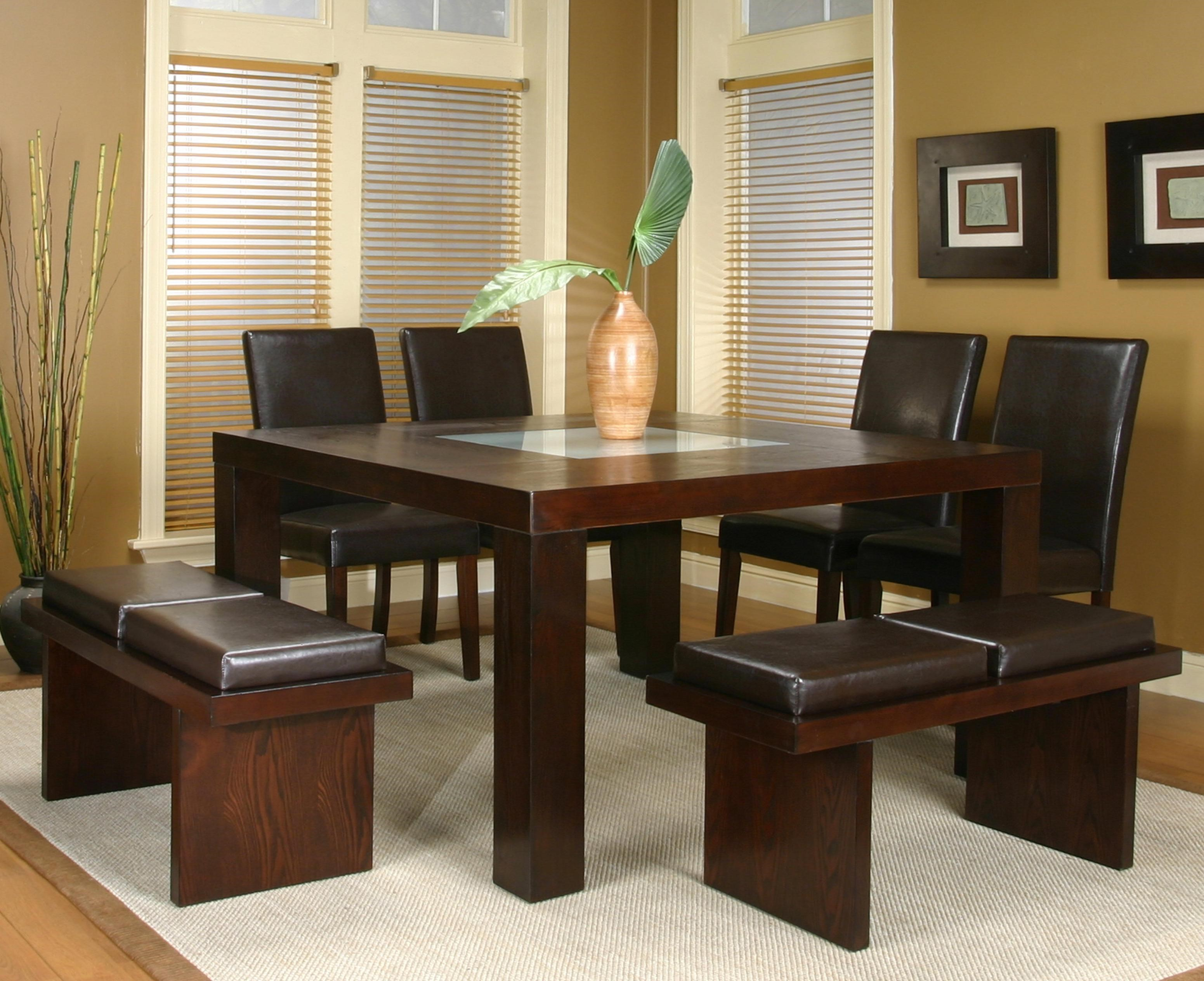 Delicieux Cramco, Inc Contemporary Design   KemperSeven Piece Dining Set