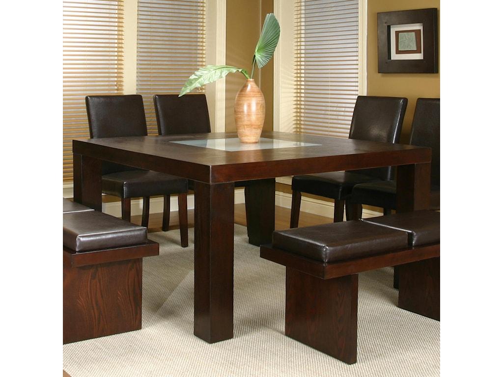 Cramco, Inc Contemporary Design - KemperSquare Dining Table