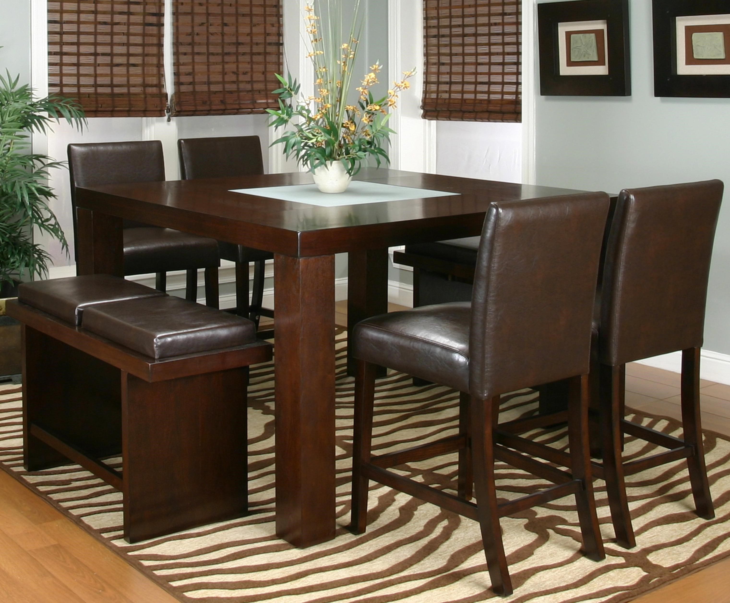 Cramco, Inc Contemporary Design   KemperSeven Piece Pub Set