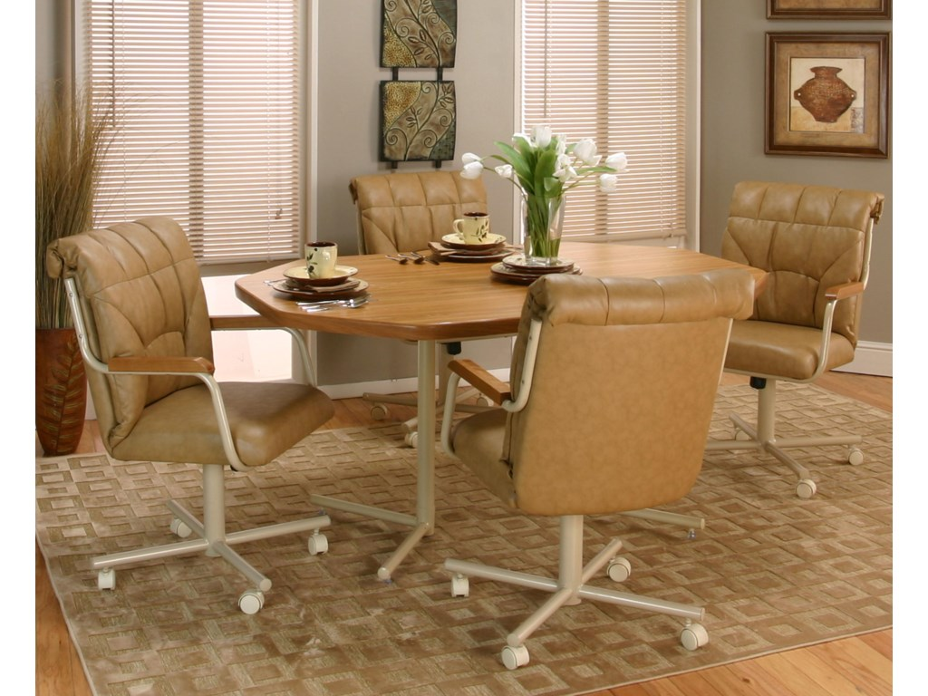 Cramco Inc Motion Marlinfive Piece Dining Set