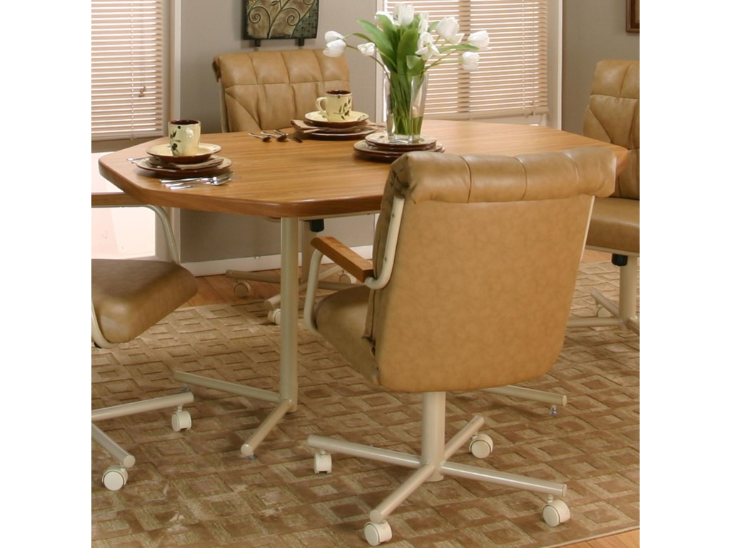 Cramco Motion - Marlin Octagon Dining Table by Cramco, Inc at Value City  Furniture