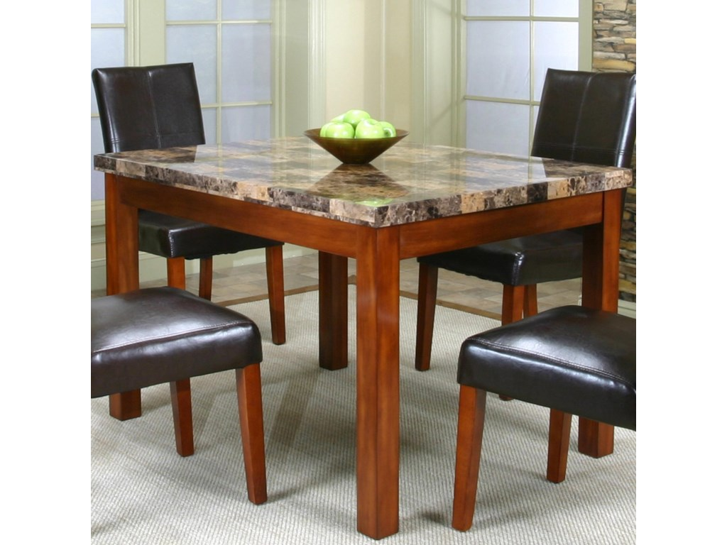 Cramco Trading Company - Mayfair Faux Marble Top Table