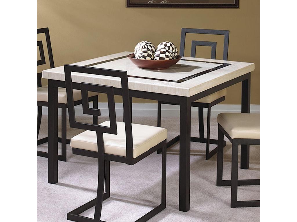 Cramco, Inc MazeSquare Table