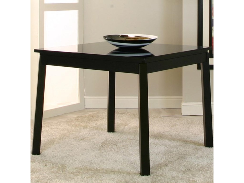 Cramco, Inc NicoleSquare Wood Counter Height Table