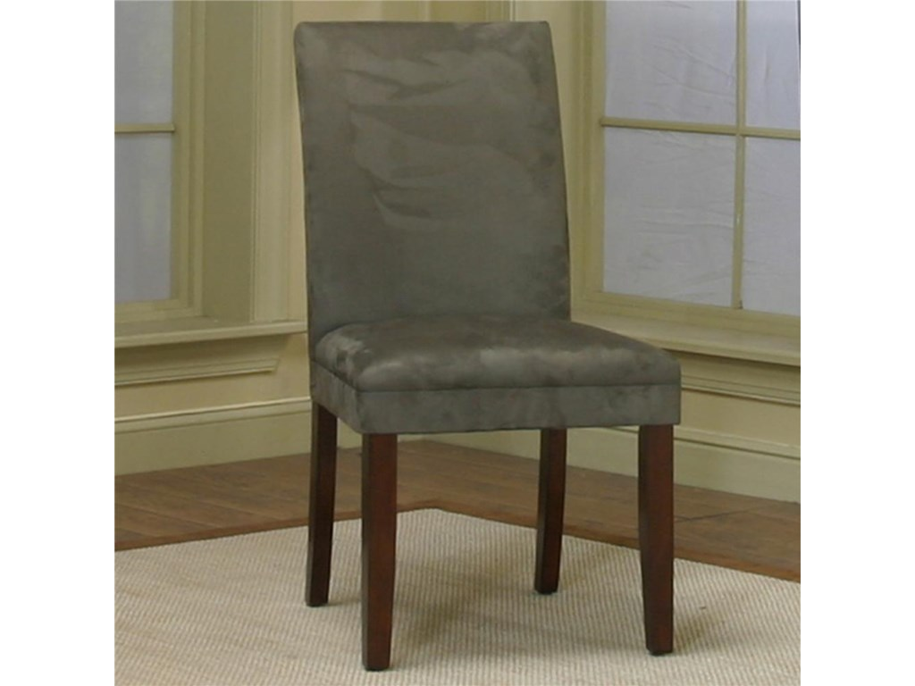 Cramco, Inc Contemporary Design - ParkwoodDining Side Chair