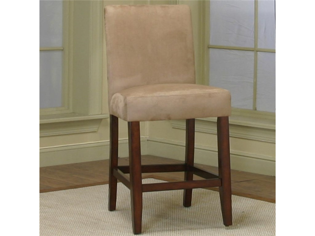 Cramco, Inc Contemporary Design - ParkwoodCounter Height Dining Chair