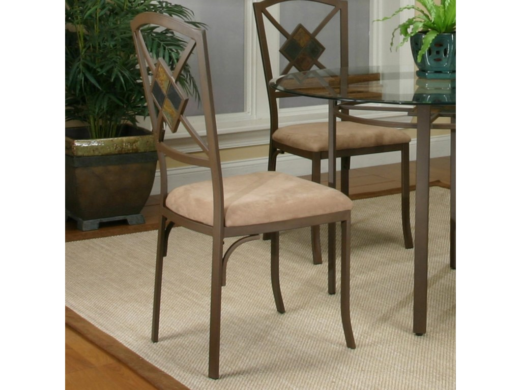 Cramco, Inc Cramco Trading Company - Piazza Side Chair