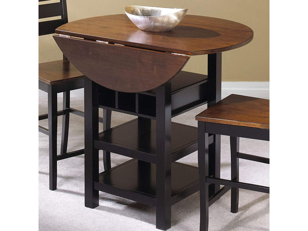 Cramco inc quincy drop leaf counter height table value city cramco inc quincydrop leaf counter height table watchthetrailerfo