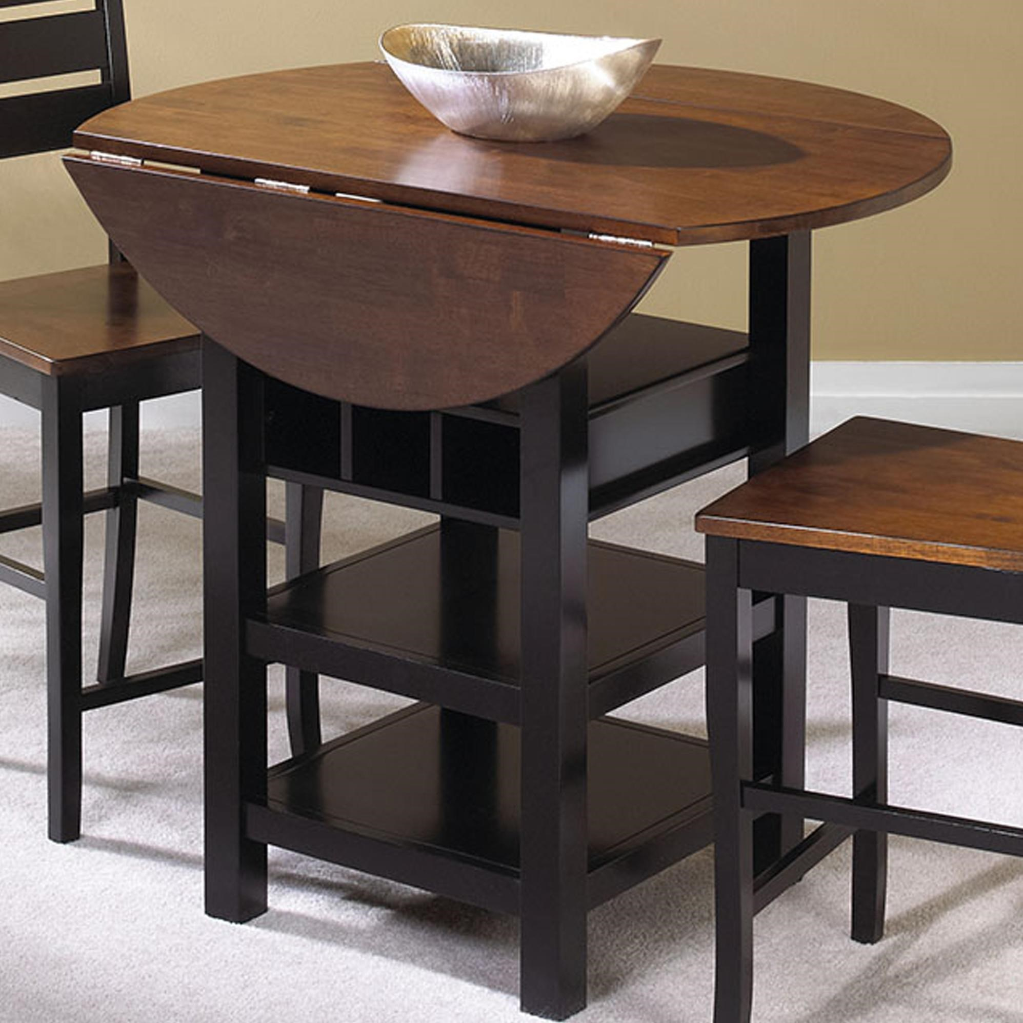 Cramco, Inc QuincyDrop Leaf Counter Height Table ...