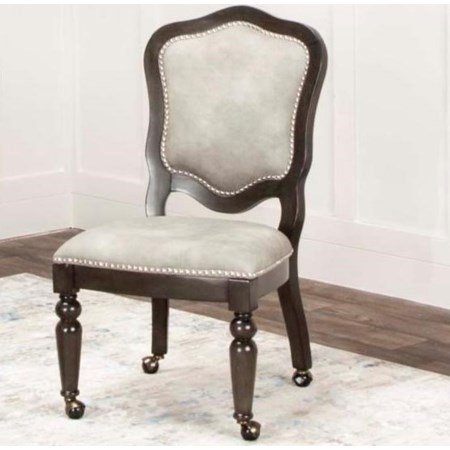 Castered Chair