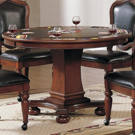 Round Game Table