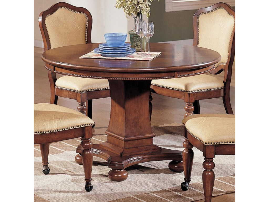 Cramco Inc Timber Lane Faranround Dining Table