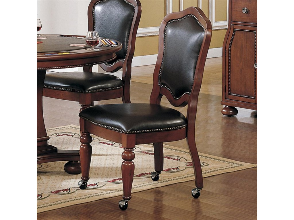 Cramco, Inc Timber Lane - FaranDining Chair with Casters