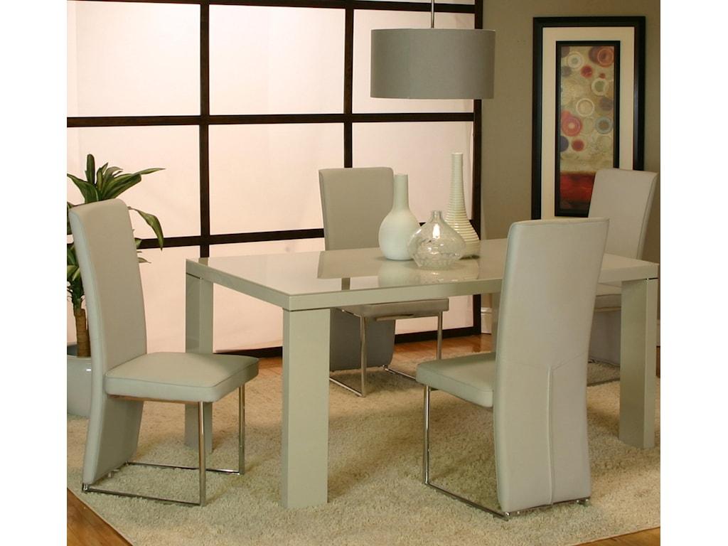 Cramco, Inc VeniceSide Chair
