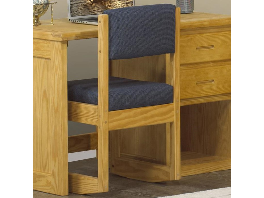 Crate Designs Crate Designs - Bedroom3-Position Desk Chair