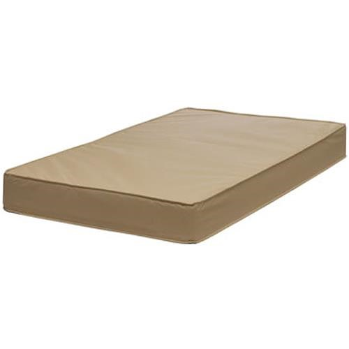 Crate Designs HealthCare Mattress Twin Vinyl Mattress and Foundation