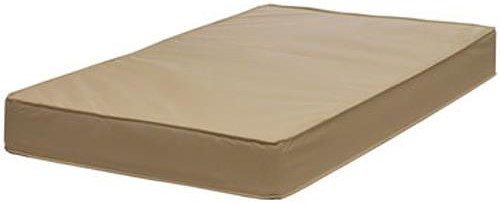 Crate Designs HealthCare Mattress Twin Extra Long Vinyl Mattress