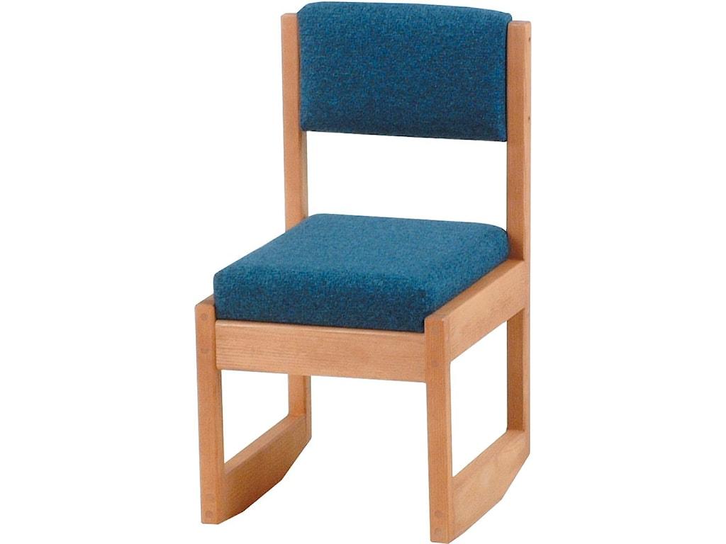 Crate Designs Pine BedroomDesk Chair