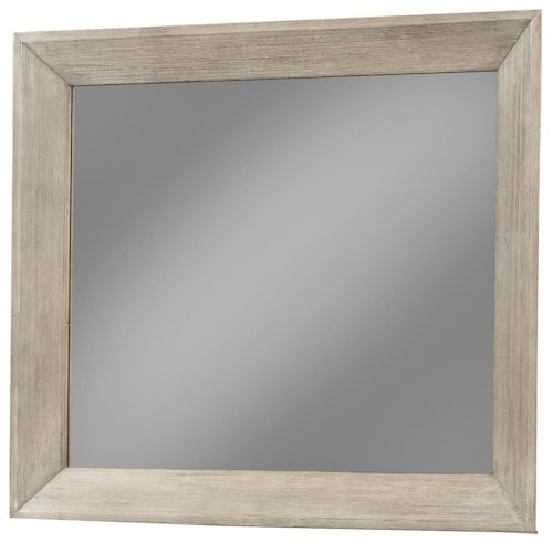 Cresent Fine Furniture Corliss Landing Mirror