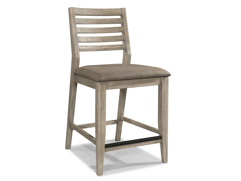 Cresent Fine Furniture Corliss LandingCounter Stool