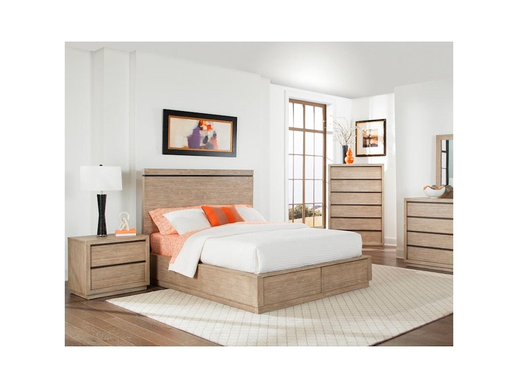 Cresent Fine Furniture LarkspurChest