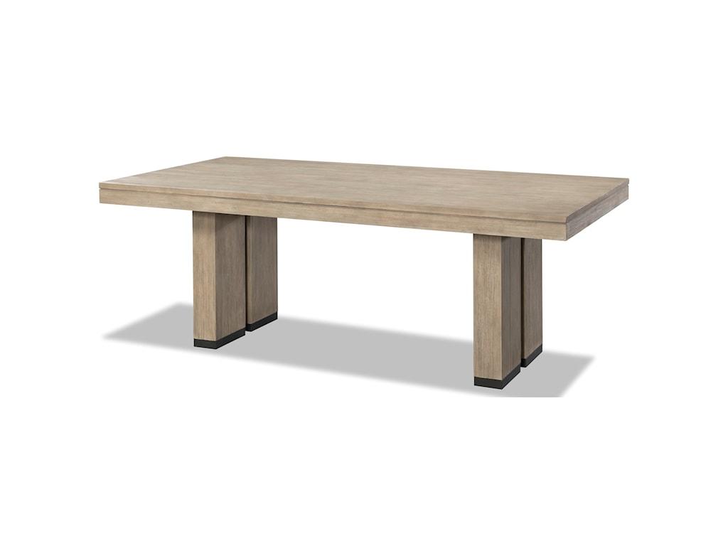 Cresent Fine Furniture Larkspurtrestle Dining Table