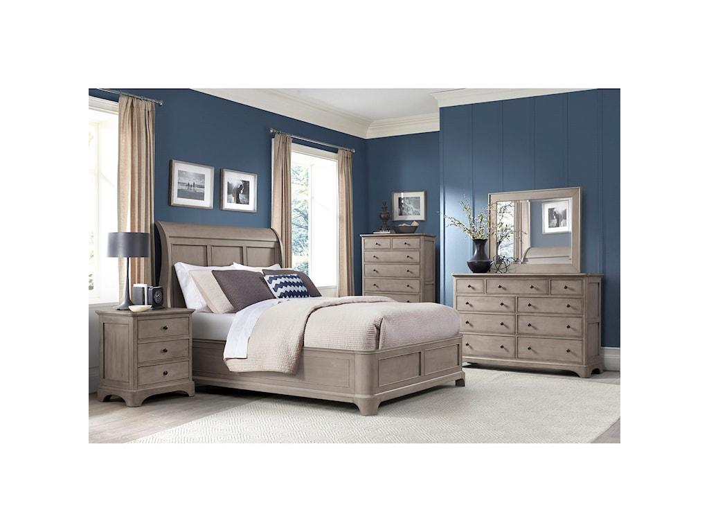 Cresent Fine Furniture MelroseChest