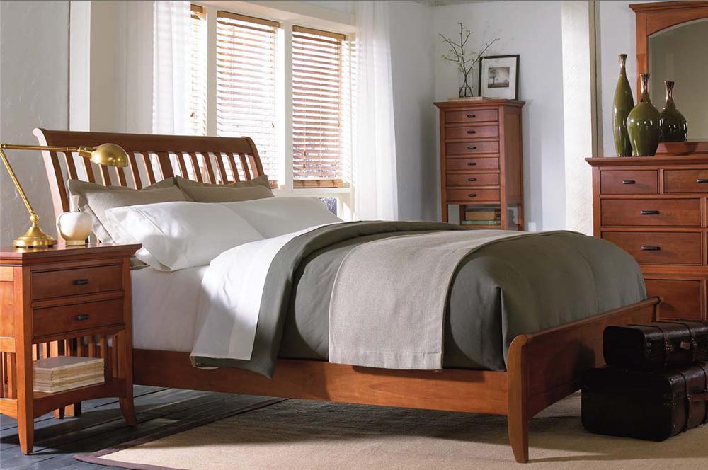 Merveilleux ... Cresent Fine Furniture Cresent Classics   Modern ShakerNight Stand