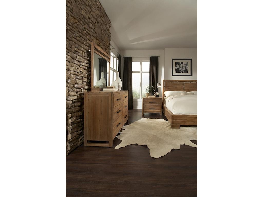 Cresent Fine Furniture WaverlyDresser