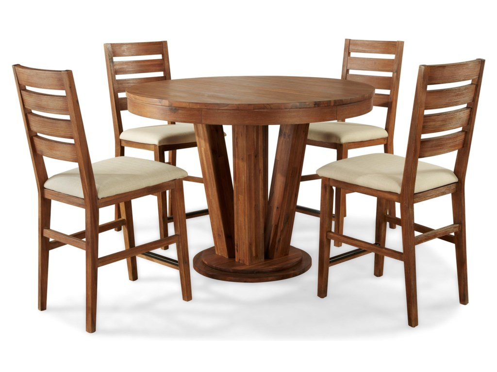 Cresent Fine Furniture WaverlyCounter Stool