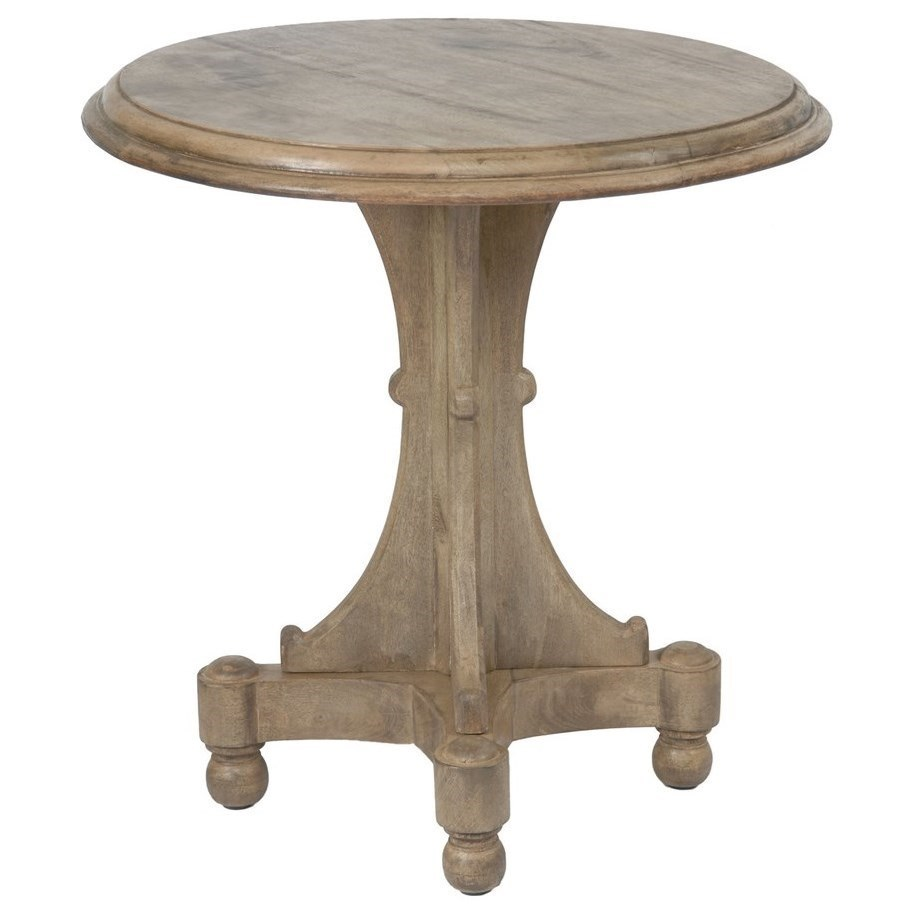 Delightful Crestview Collection Accent Furniture Bengal Manor Mango Wood Accent Table