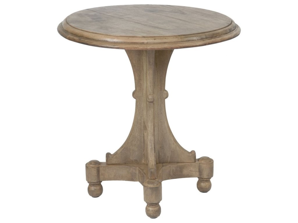 Crestview Collection Accent FurnitureBengal Manor Mango Wood Accent Table
