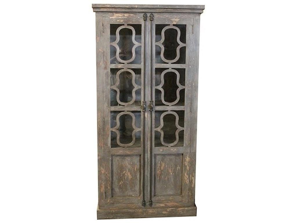 Crestview Collection Accent FurnitureBengal Manor Mango Wood Tall
