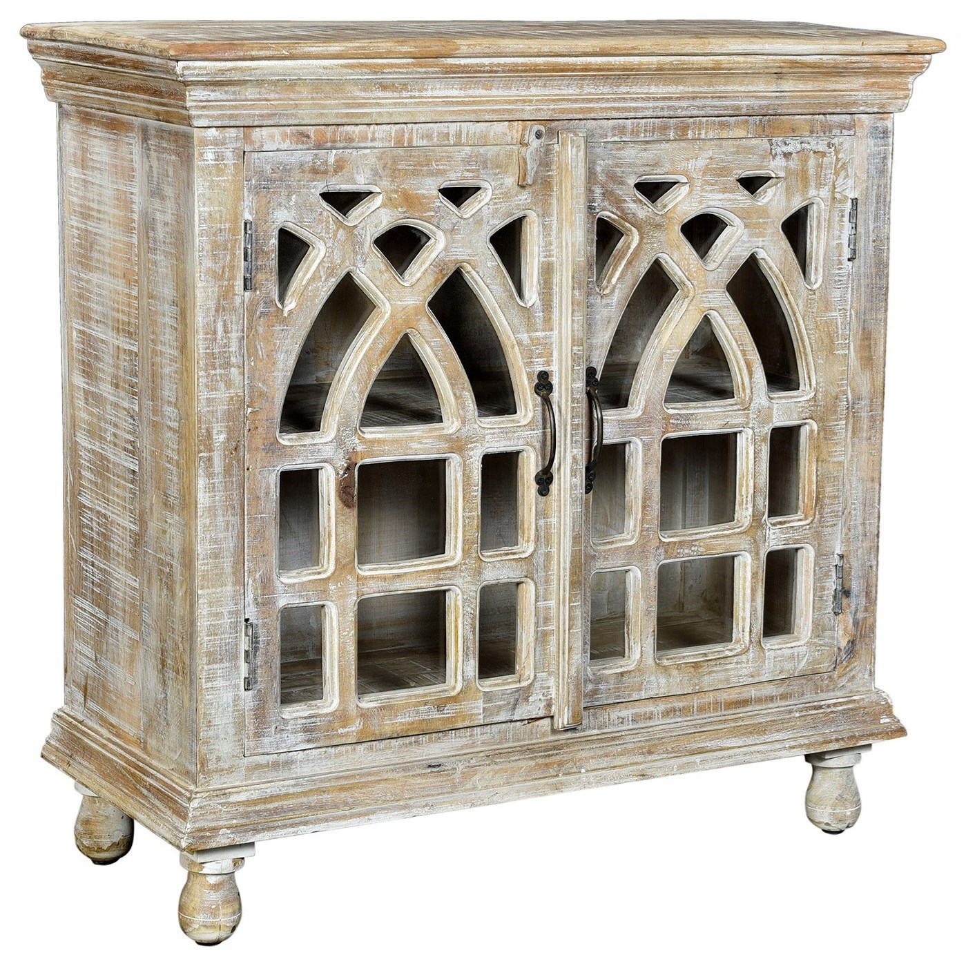 Exceptionnel Crestview Collection Accent Furniture Bengal Manor Light Mango Wood Cabinet