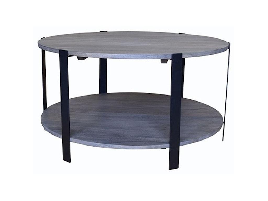 Crestview Collection Accent FurnitureMango Cocktail Table