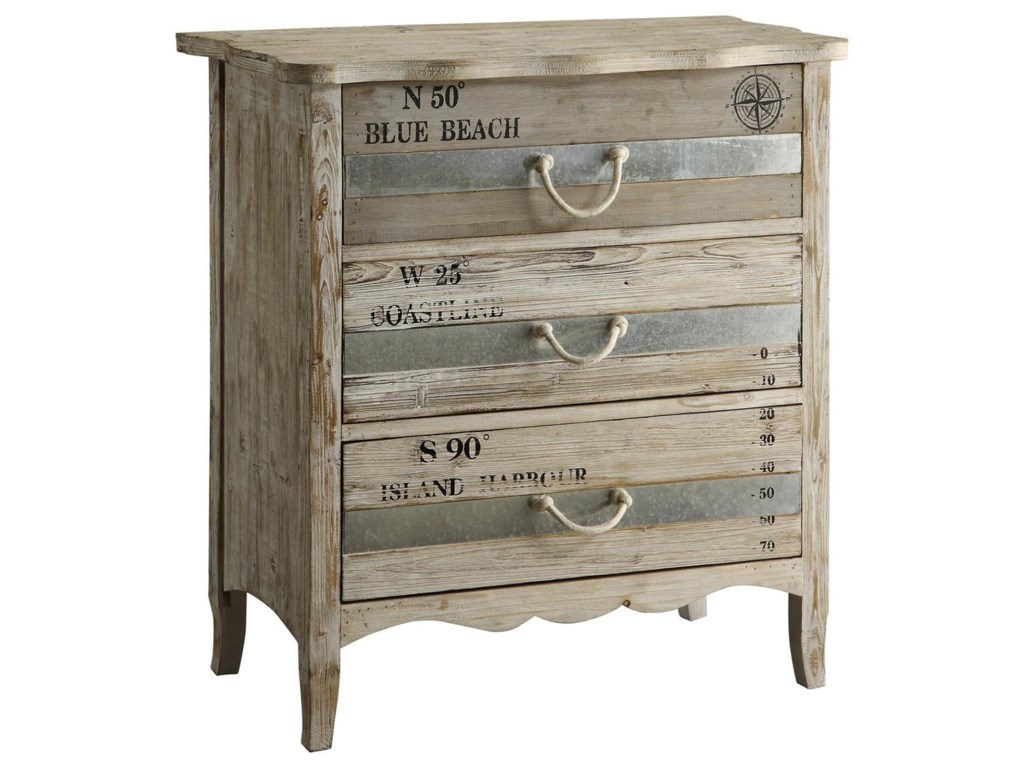 Crestview Collection Accent FurnitureGrand Isle Chest