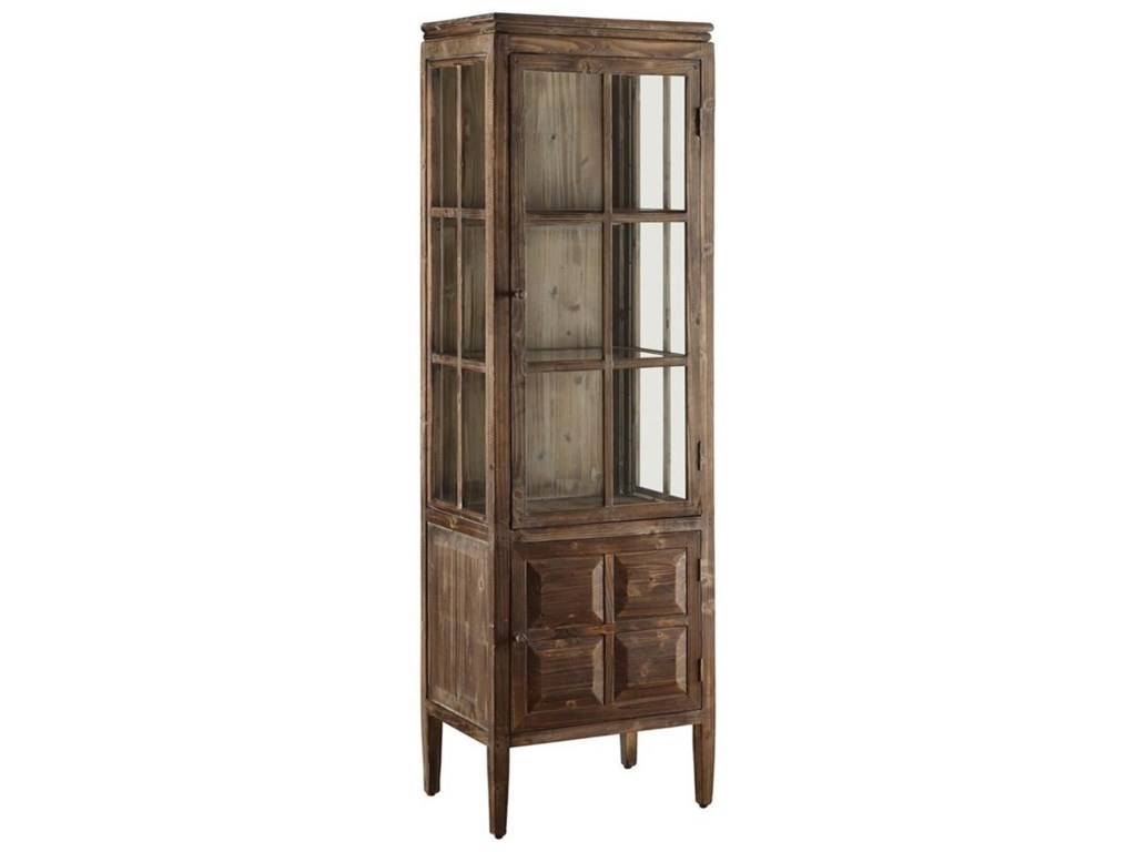 Crestview Collection Accent FurnitureGrand Junction Tall Cabinet