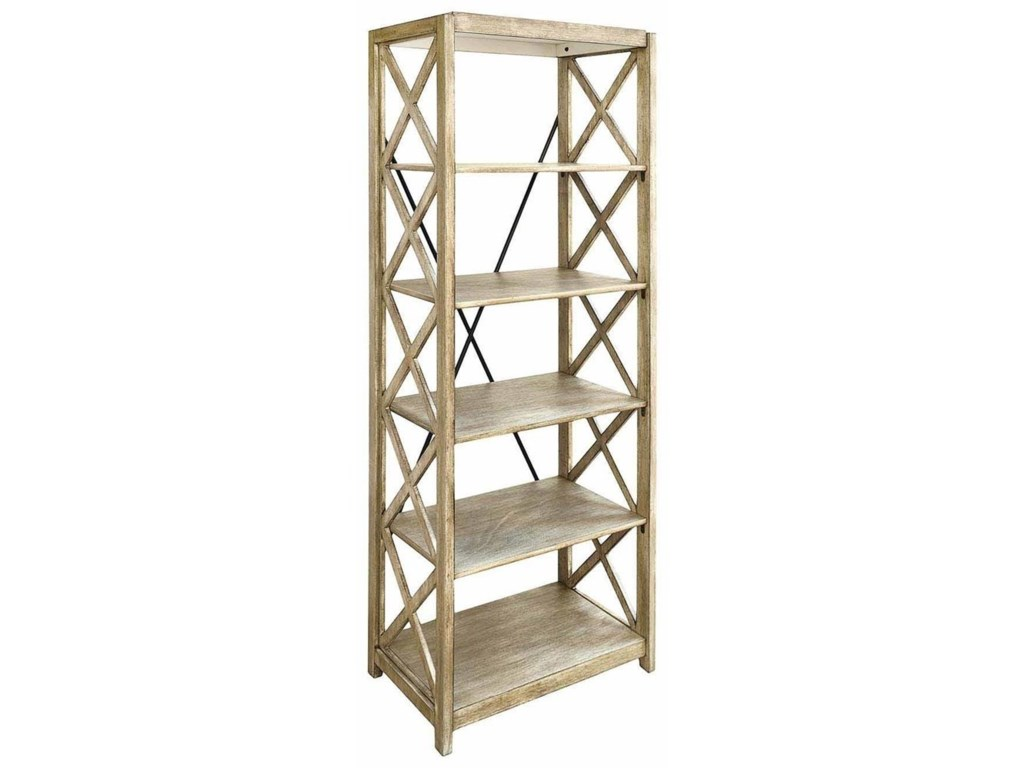 Crestview Collection Accent FurnitureBrookline Tall Etagere