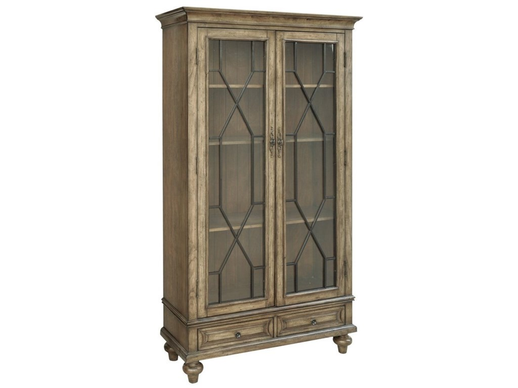 Crestview Collection Accent FurnitureBerkshire 2 Door Cabinet