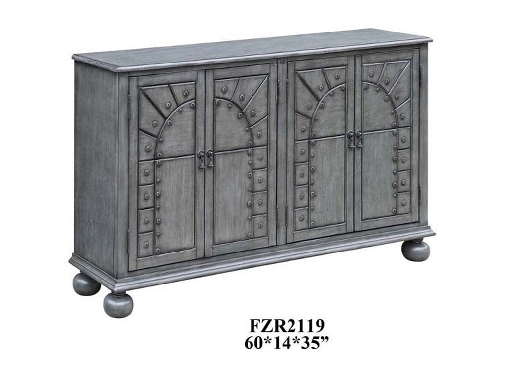 Crestview Collection Accent FurnitureCanterbury Arch