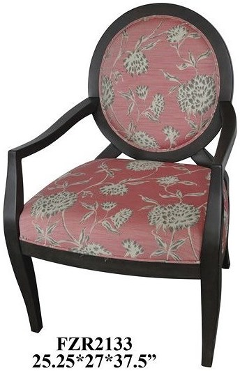 Crestview Collection Accent Furniture Isabella Accent Chair