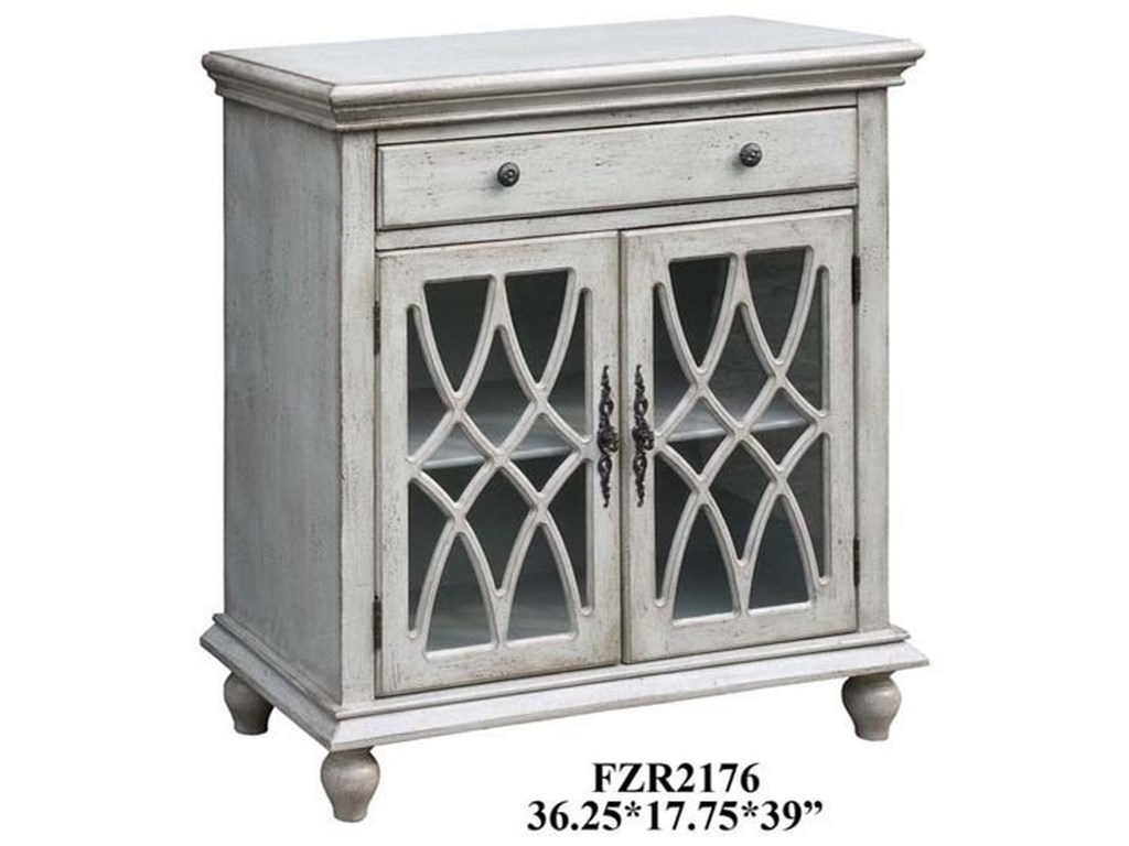 Crestview Collection Accent FurniturePaxton Cabinet