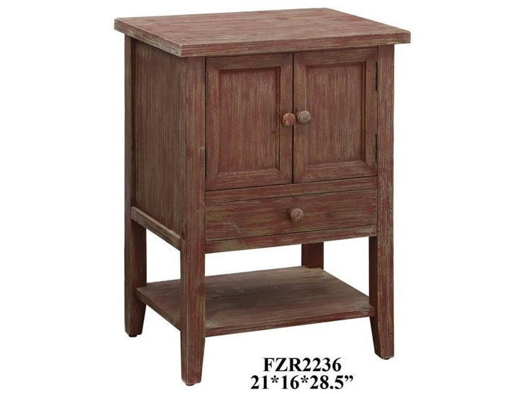Crestview Collection Accent FurnitureCross Creek Accent Chest
