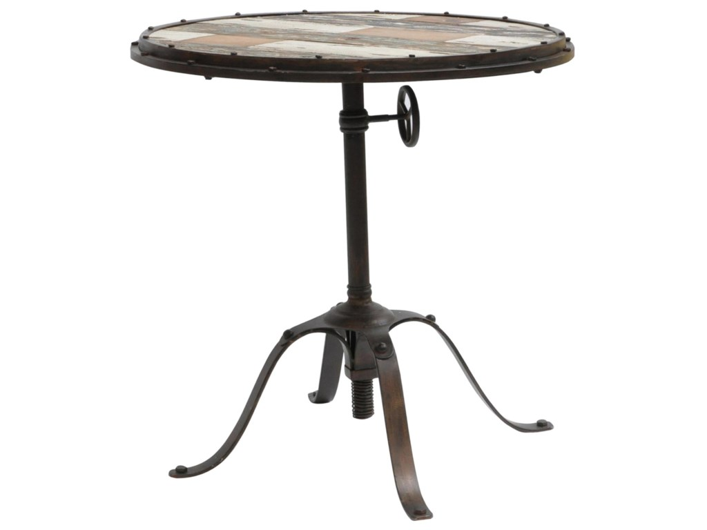 Crestview Collection Accent FurnitureRicci Round Table