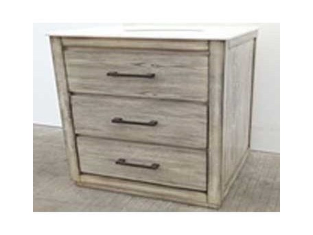 Crestview Collection Accent Furniture2 Drawer 36