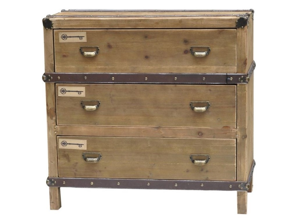 Crestview Collection Accent FurnitureDickon Console