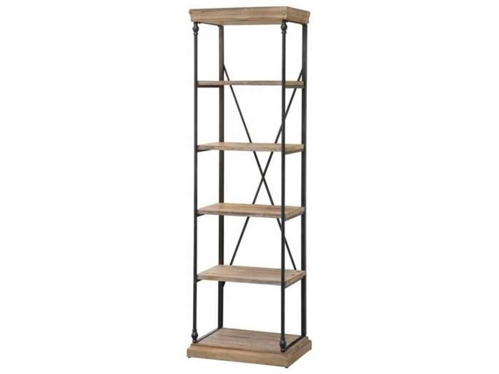 Crestview Collection Accent FurnitureEtagere