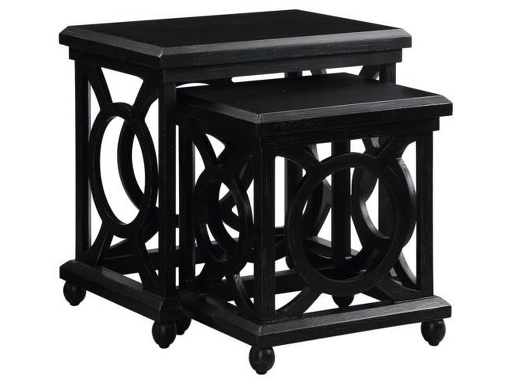 Crestview Collection Accent FurnitureNested Tables