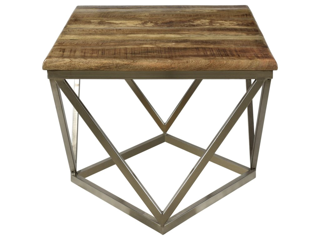Crestview Collection Bengal ManorEnd Table