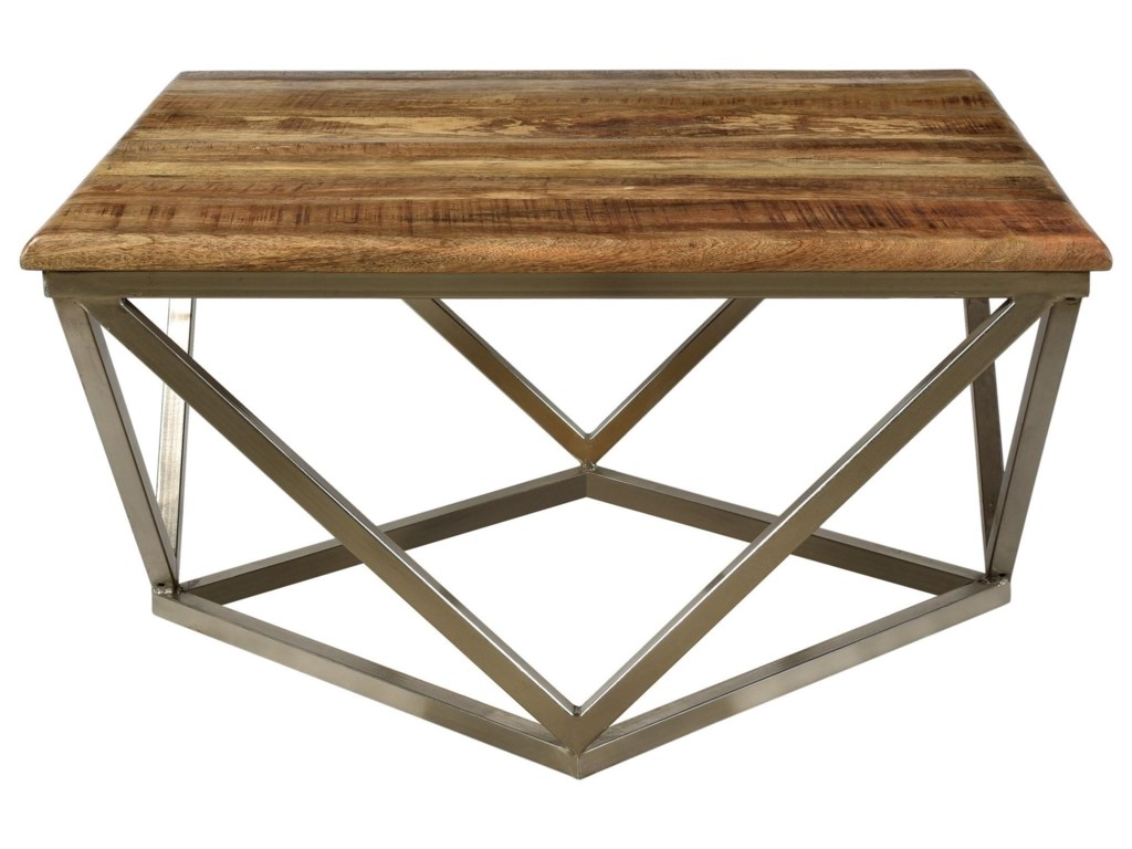 Crestview Collection Bengal ManorCocktail Table